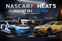 El segundo paquete de contenido de NASCAR HEAT 5, disponible mañana