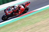WK-stand na de MotoGP Grand Prix van Emilia-Romagna