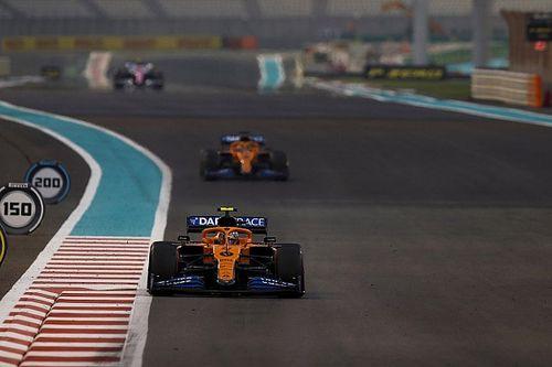 "Mercedes engine switch makes 2021 McLaren ""essentially a new car"""