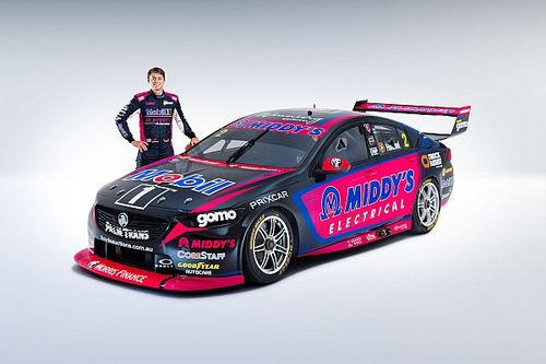 Fullwood's Walkinshaw Andretti United Holden unveiled