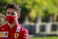 "Leclerc ""too optimistic"" with last-lap move in Turkey"