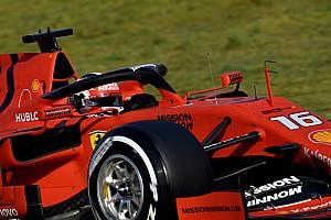 Leclerc lidera dia 2 com tempo da manhã; Fittipaldi anda com Haas