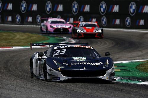 Ferrari, Mercedes get BoP hit for second Monza DTM race