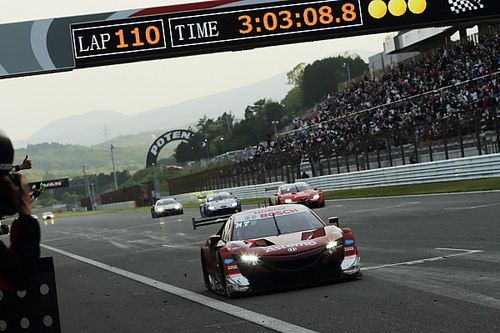 Fuji Super GT: Real Racing Honda holds on to win after late drama