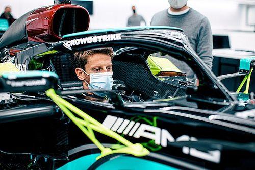 F1-demo Grosjean tijdens Franse GP geschrapt na kalenderwijziging