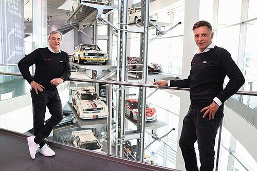 """""""No tengo miedo a adaptarme"""", dice Sainz sobre su nuevo reto en Audi"""