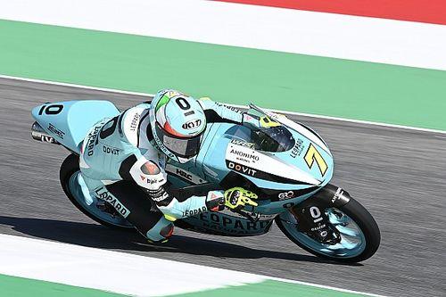 Moto3イタリア決勝:フォッジア優勝。日本勢最上位は佐々木歩夢の4位、PP鈴木竜生は10位