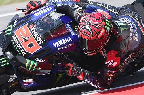 MotoGP, Mugello: pole da record di Quartararo. Bagnaia secondo