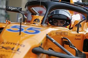 Jadi tumpuan McLaren, Sainz merasa tertantang