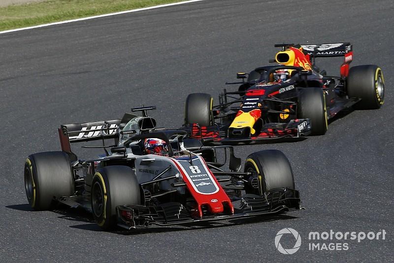 Грожан: У новому статусі Haas не може дозволяти собі помилки