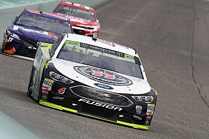 Kevin Harvick's title hopes faded due to