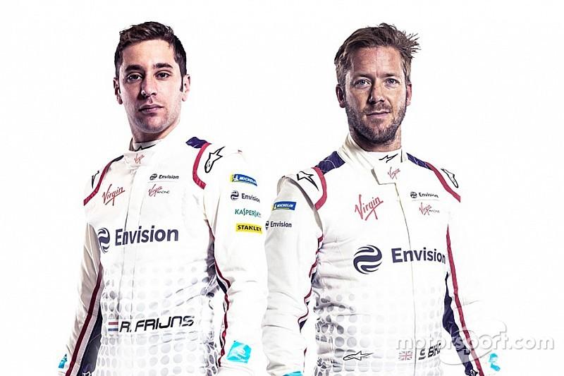 Formel E 2018/19: Virgin verpflichtet Audi-Werksfahrer Robin Frijns