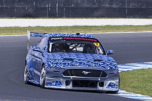 Mustang no quick fix for Tickford
