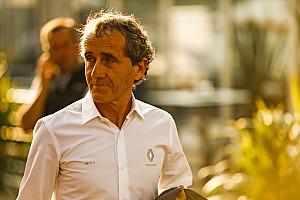 Prost: Renault, Red Bull'la yollarını ayırdığı için üzgün değil