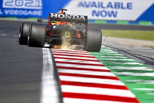 Verstappen's Honda F1 engine given all-clear after Silverstone crash