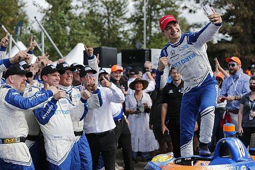 ¿Quién es Alex Palou, campeón de la IndyCar 2021?
