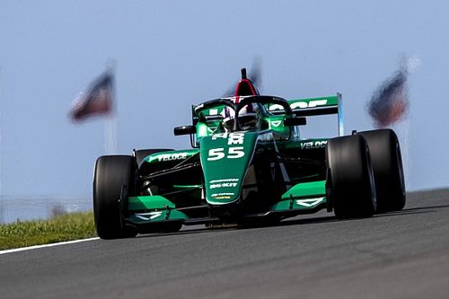 Zandvoort W Series: Chadwick leads practice from title rival Powell
