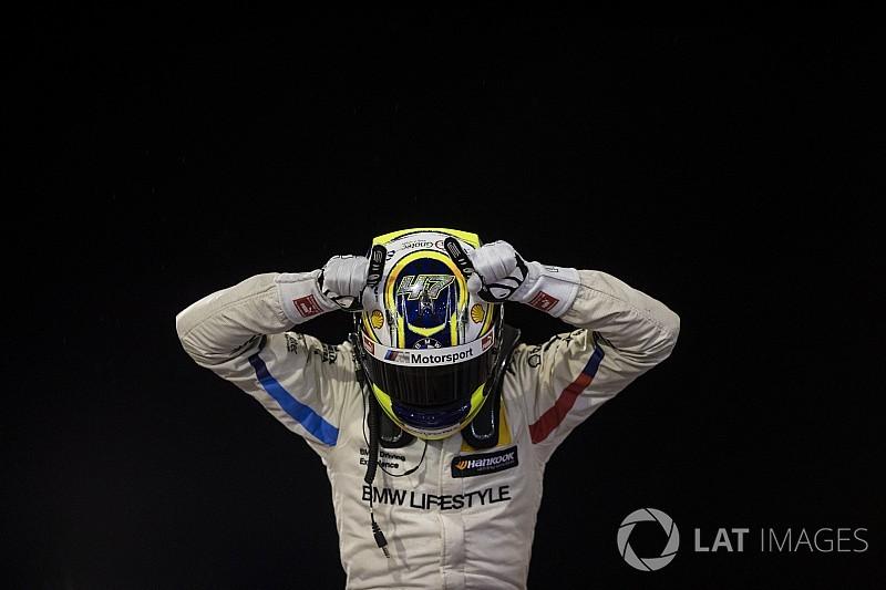 Eriksson se estrena en el DTM con una gran victoria; Zanardi es 5º