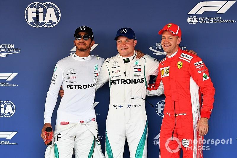 Confira o grid de largada do GP da Rússia de Fórmula 1