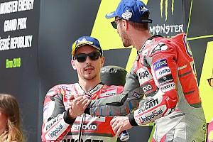 Скандал в Малайзии вынудил Ducati устраивать встречу Довициозо и Лоренсо