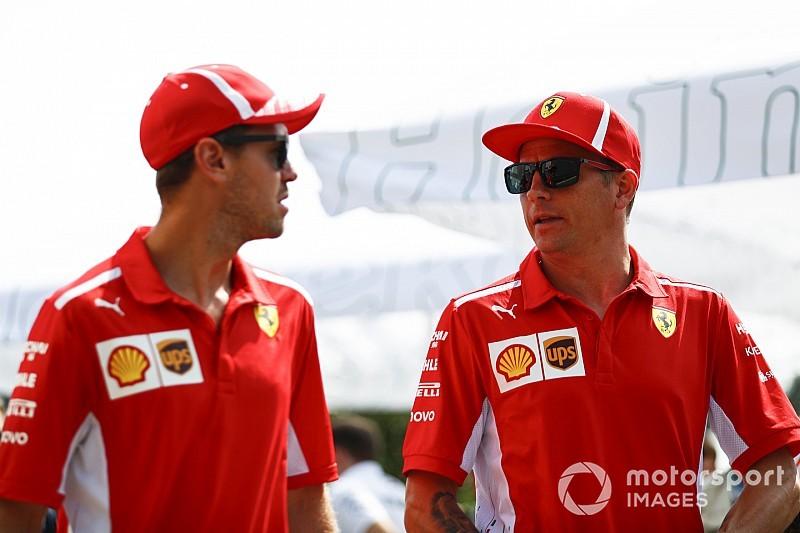 Raikkonen desconoce si Ferrari realizará un anuncio en Monza sobre su futuro