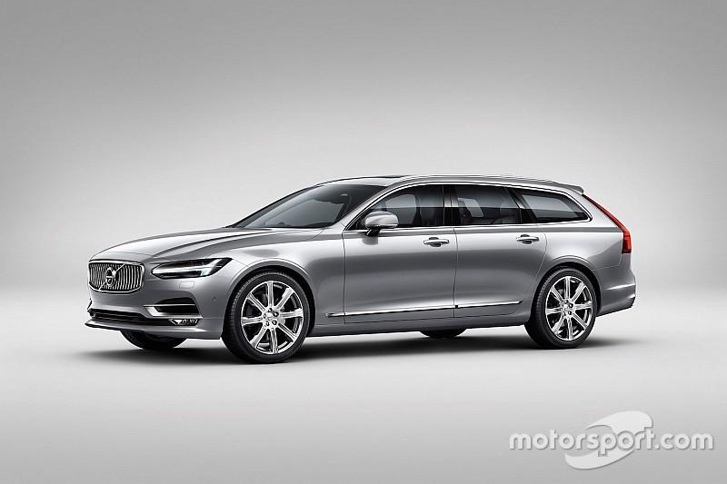 Volvo V90 maakt Zweedse familie weer compleet
