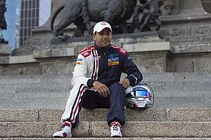 Formula E Entrevista La carrera de Fórmula E en México será un 'gran reto', dijo Durán