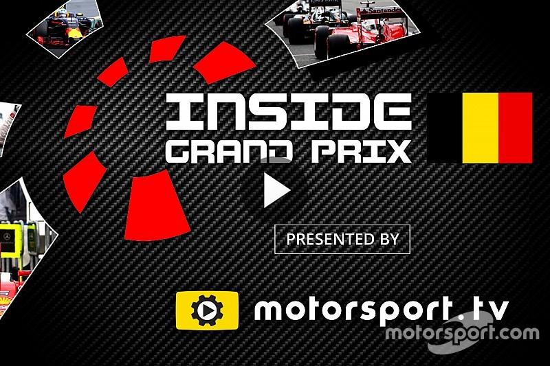 Журнал Inside Grand Prix: Спа