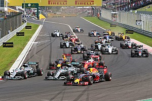 Formula 1 Breaking news I lost the race at the start, says Rosberg