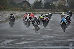 UASBK Репортаж з гонки П'ятий етап: Боротьба трьох класів