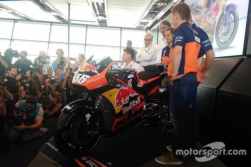 KTM, è già 2017: presentata ufficialmente la RC16 al Red Bull Ring