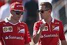 У Монці Ferrari може підтвердити контракти Феттеля та Райкконена