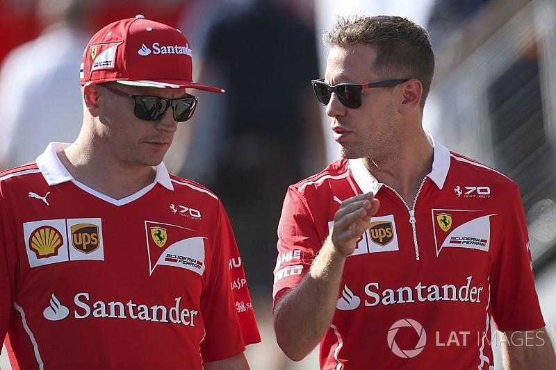 【F1】フェラーリ、ベッテル&ライコネンの契約延長をモンツァで発表?