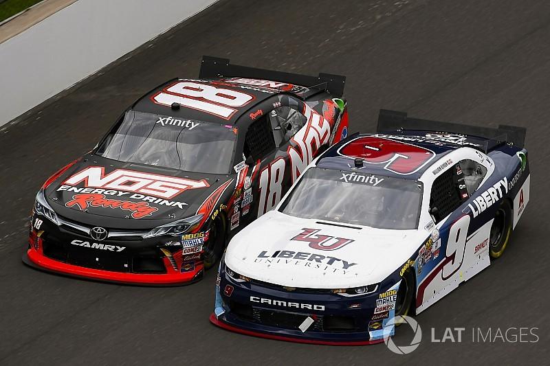 NASCAR bringt komplett neue Aerodynamik zum All-Star-Rennen