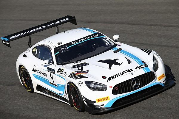 BES Reporte de calificación El Mercedes-AMG GT3 #4, pole en los 1000km de Paul  Ricard