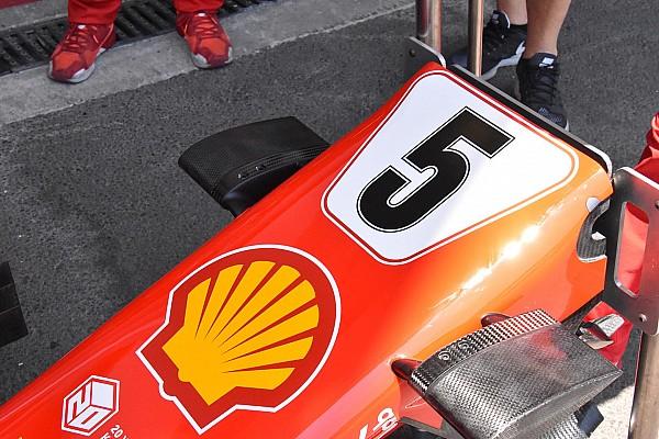 Ferrari: modificati gli attacchi delle telecamere al muso