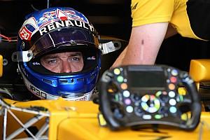 Formule 1 Actualités Palmer: