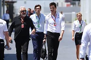 Formel 1 News Mercedes-F1-Sportchef Wolff: Dinner mit Briatore nicht wegen Alonso-Deal