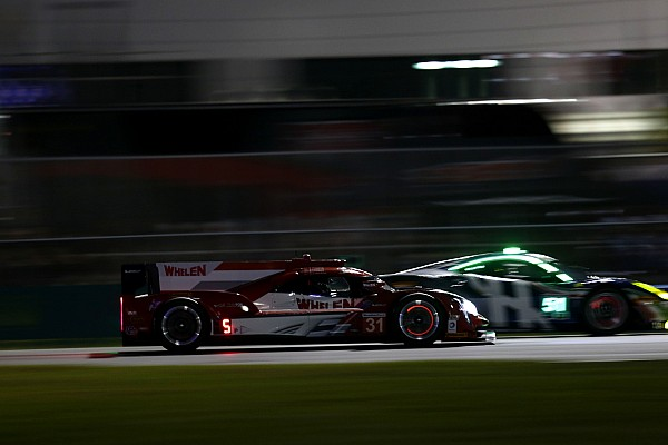 Daytona 24 Hours: Hr5 - Action Express finds trouble, but keeps the lead