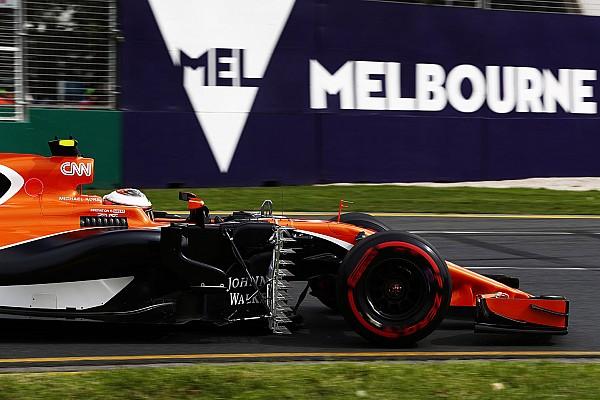 Технический брифинг: в McLaren обновили аэродинамику машины