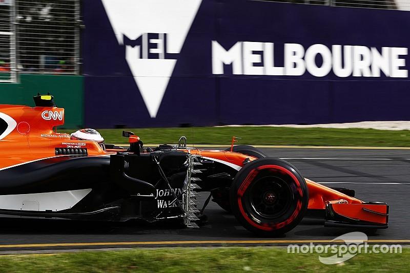 Technique - Les évolutions aéro chez McLaren