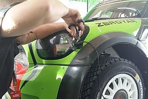 WRC Важливі новини Українська команда стає частиною історії показів WRC