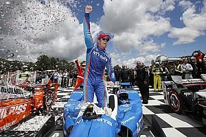 IndyCar Nieuws Brown vergelijkt Dixon met Alonso: