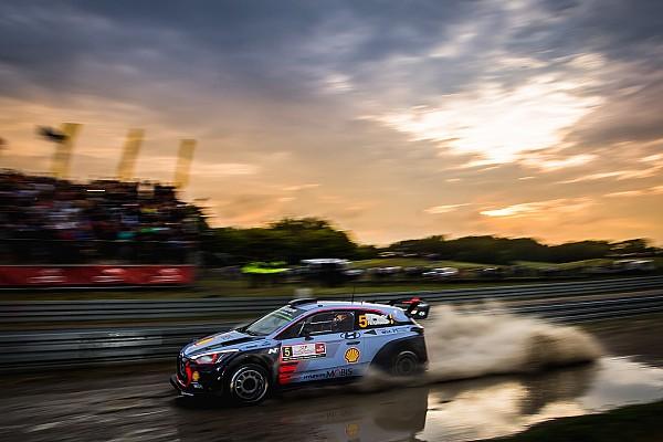 Polonya WRC: Neuville, Tanak'ı yakaladı, galibiyet mücadelesi pazara kaldı