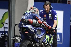 MotoGP Actualités Yamaha espère mettre un terme à ses tribulations avec son châssis