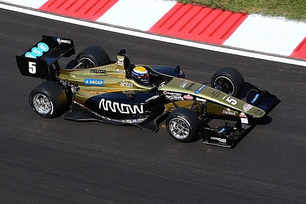 Indy Lights Gara Urrutia regola Piedrahita e centra la vittoria in un finale thrilling