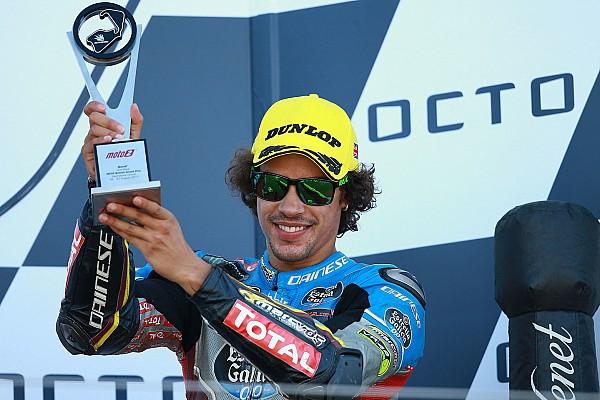 Moto2 Alami masalah, Morbidelli pilih amankan podium