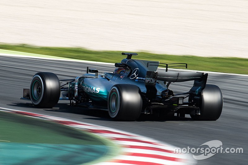 У Mercedes не дуже задоволені прогресом оновлень