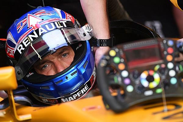 ルノー「パーマーは世界選手権に参戦するのに値するドライバー」