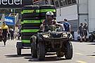 Pirelli протестировала прототипы шин 2018 года